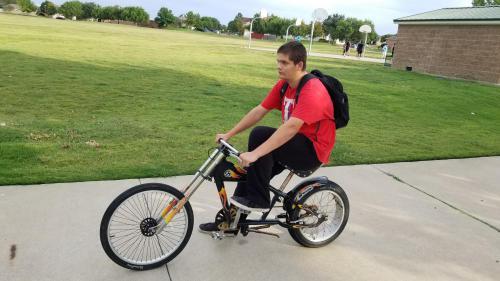 Schwinn OCC Chopper bike